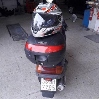 yamaha cygnusR 125cc.