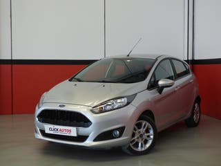 Ford Fiesta 1.2 82cv Trend