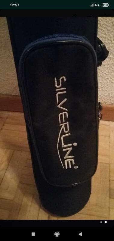 Silverline Pencil bag (palos de golf)