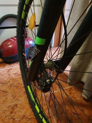 "bicicleta MX 27,5"" Orbea"