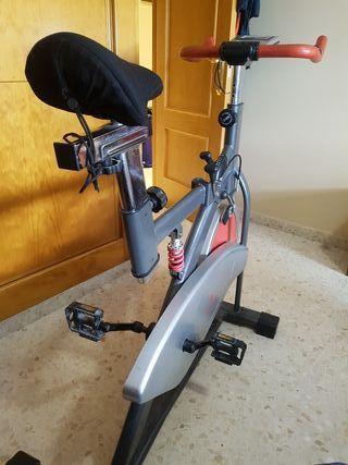 Bicicleta estática spinning Runfit