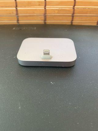 soporte/cargador iPhone