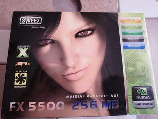 tarjeta gráfica 256 Mg