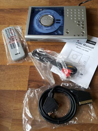 reproductor DVD/VIDEO CD/CD Player