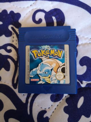 Pokémon Azul Gameboy Color