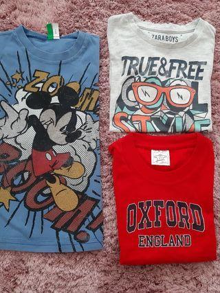 74d5ee641 Camisetas Zara niña de segunda mano en la provincia de Vizcaya en ...