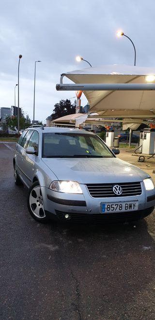 Volkswagen Passat cambio