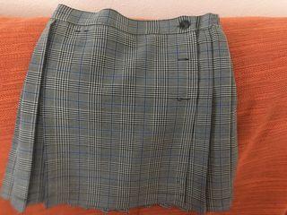 Falda uniforme el Ope talla 4