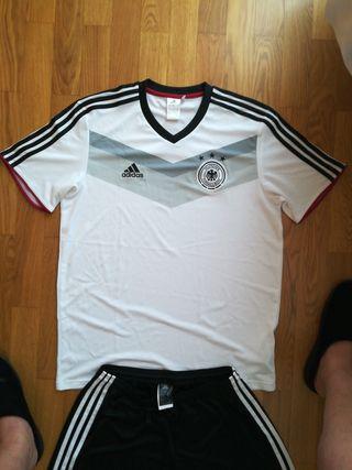 equipación Alemania talla L