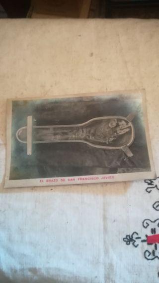 Antigua postal fotográfica