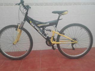 bicicleta adulto activtrack urban 8