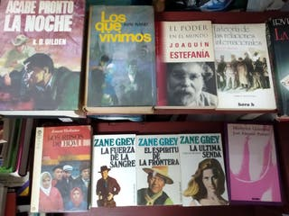 Lote 10 libros #lote 2