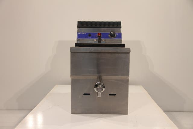 Freidora gas 18 litros sobremesa