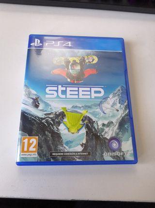 Steep Videojuego PS4 - Play Station 4