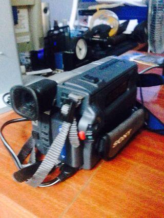 Video camara sony 460X Hi8