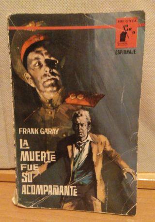Novela espionaje