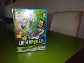 Luigi Nintendo wii u