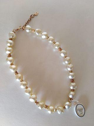 f8a6086a61cd Collar de perlas de segunda mano en Vigo en WALLAPOP