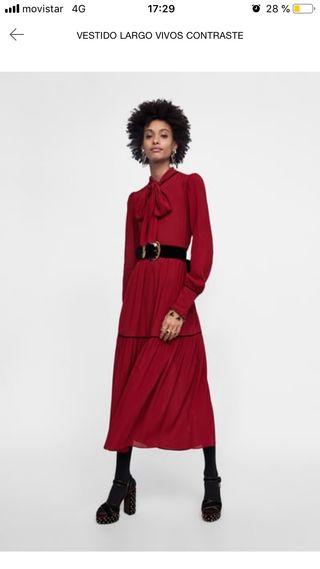 Vestido Zara edición limitada
