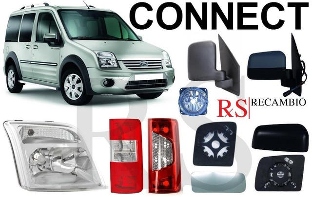 RECAMBIOS FORD CONNECT ------ - 75%
