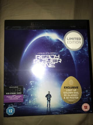 Ready player one limited edition