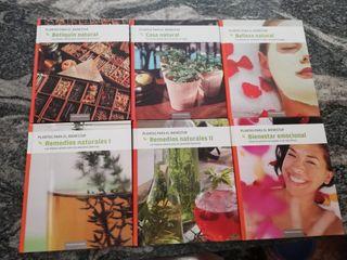 colección remedios naturales