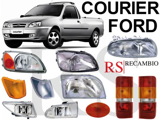 RECAMBIOS FORD COURIER ----- - 75%