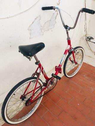Bici plegable torrot