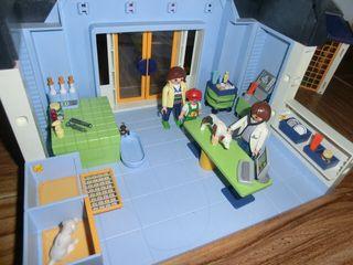 Vendo Clinica Veterinaria de Playmobil