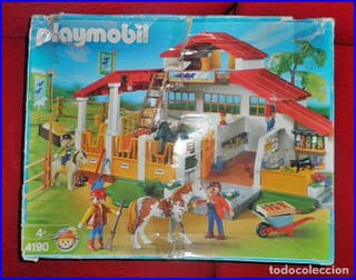 Vendo Establo de Ípica Playmobil