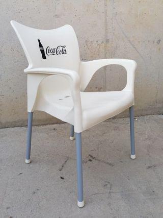 Cadira apilable terrassa / Silla terraza apilable