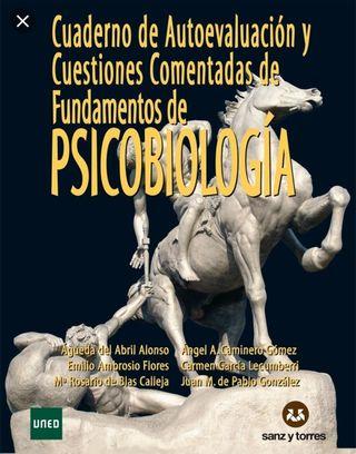Fundamentos de psicología y cuaderno UNED.