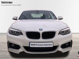 """BMW Serie 2 - 2.0 - """"30 de diciembre de 2018."""""""