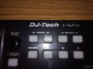 controlador MIDI dj - tech i-mix