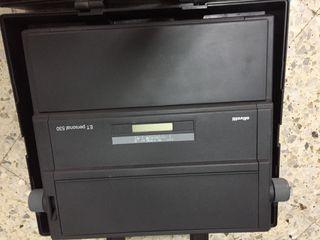 Máquina escribir eléctrica Oliveti ET Personal 530