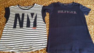 2 camisetas de manga corta de Tommy Hilfiger