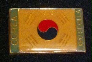 PIN EXPO 92 COREA