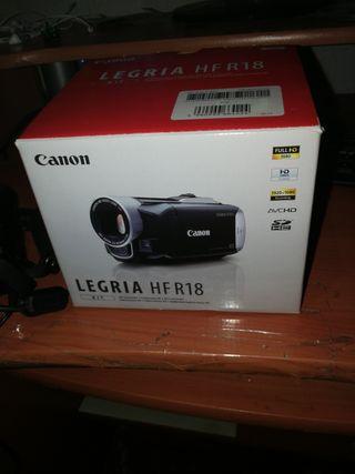 video cámara