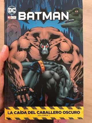 Batman: la caída del caballero oscuro. Vol 1.