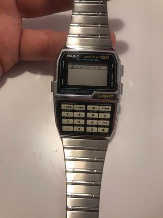 6db335351bd2 Correa Reloj Casio de segunda mano en Valencia en WALLAPOP
