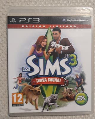 Los Sims 3 Mascotas - Edición limitada