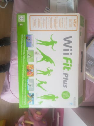 tabla Wii fit plus