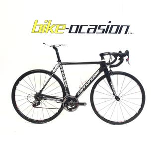 DESDE 43€/MES CANNONDALE SUPERSIX T.54 RED 11V