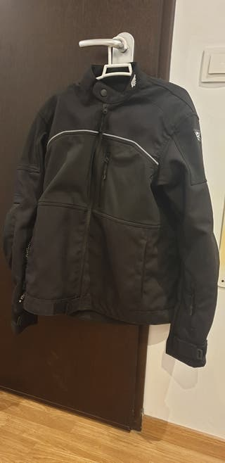 Cazadora mujer chaqueta moto