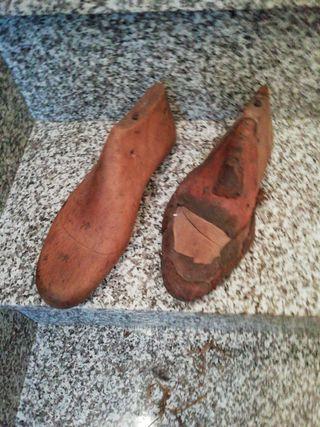 hormas de zapatos antiguas