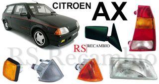 RECAMBIOS CITROËN AX ------ -75%