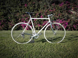 Bicicleta Clasica urbana