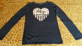 Camiseta manga larga de Tommy Hilfiger