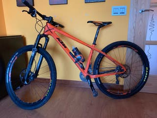 Bici C Mtb KTM MYRRON 27 LTD EX 15 S