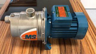 Bomba de agua centrífuga MS 07 nueva